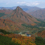 只見町の紅葉の山々を地元ガイドと登る4プラン