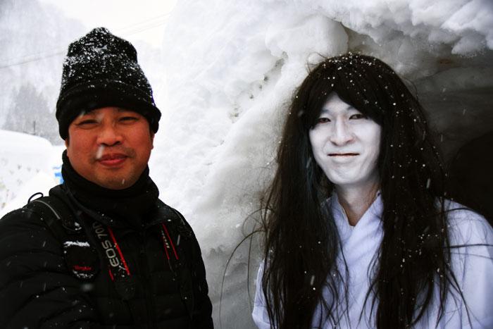 只見ふるさとの雪まつり